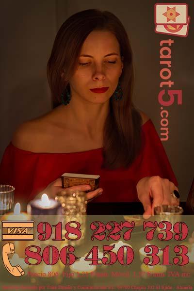 Consulta Tarot y Videncia con Ana